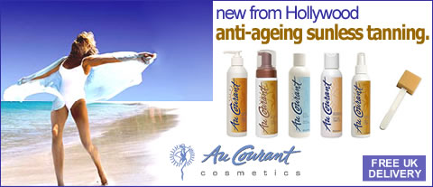 Au Courant Anti-Ageing Sunless Tanning System